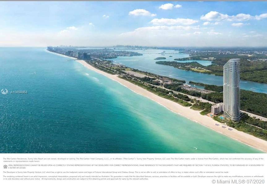 15701 Collins 2302, Sunny Isles Beach, FL 33160