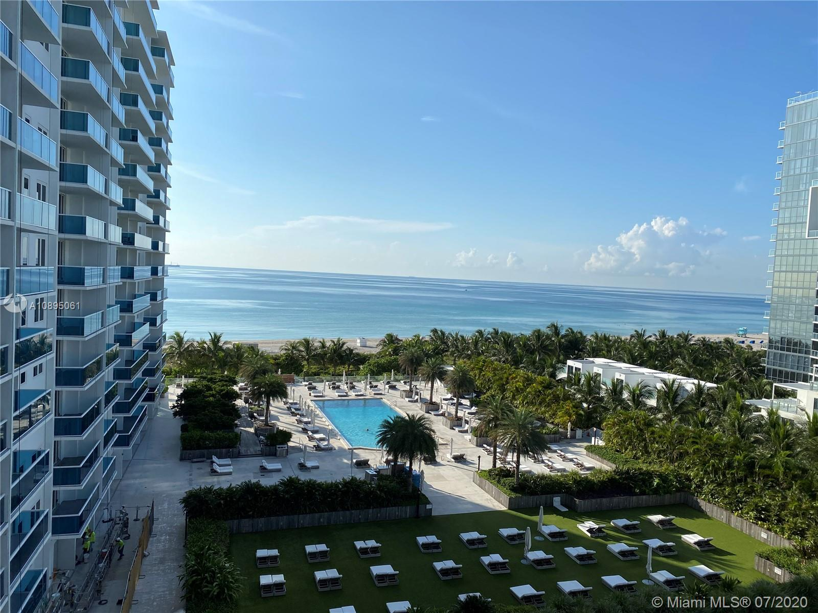 2301  Collins Ave #842 For Sale A10895061, FL