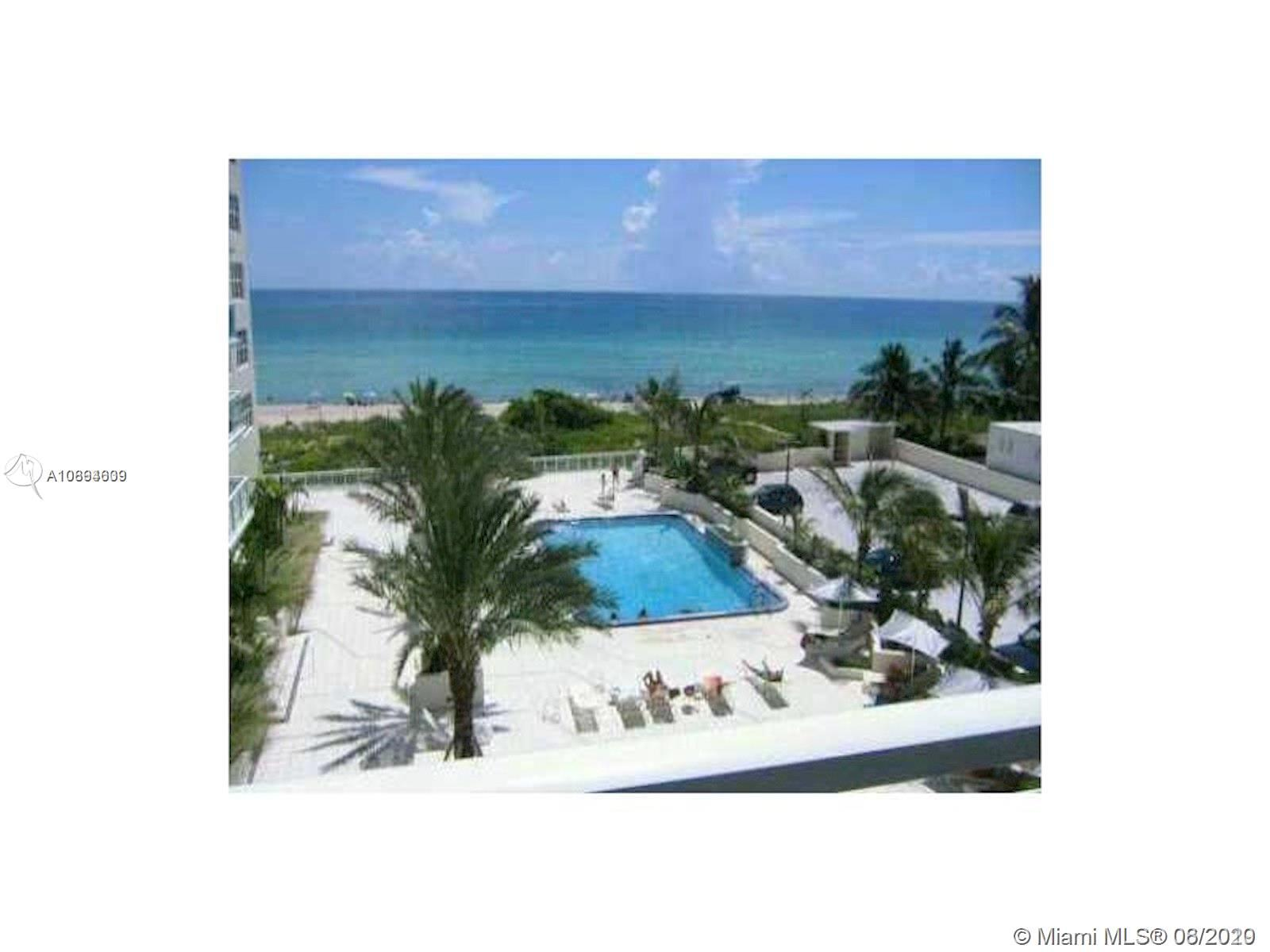 6917  Collins Ave #812 For Sale A10894609, FL