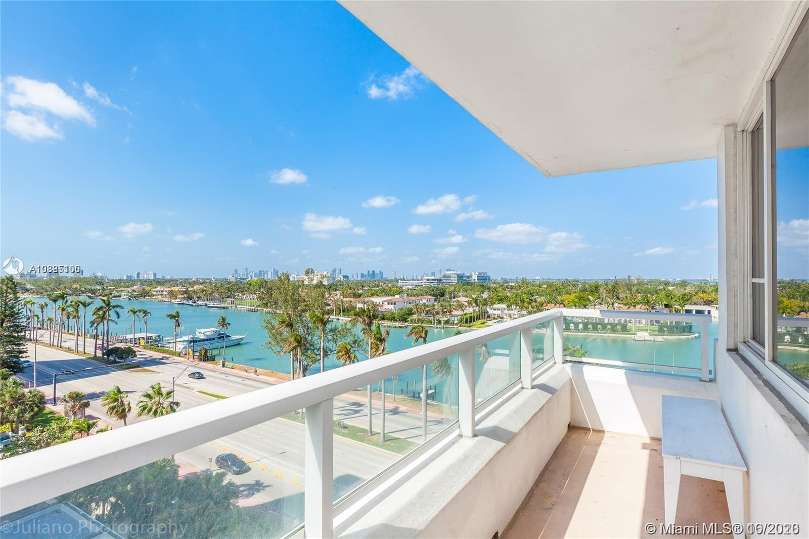 5005  Collins Ave #808 For Sale A10885100, FL