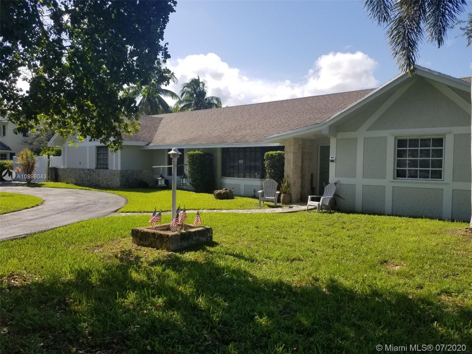 7521 SW 176th St  For Sale A10896043, FL