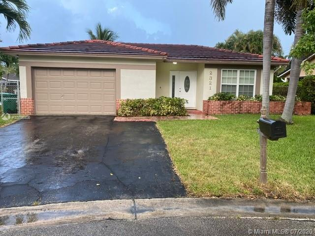 2321 NW 98th Way  For Sale A10896406, FL