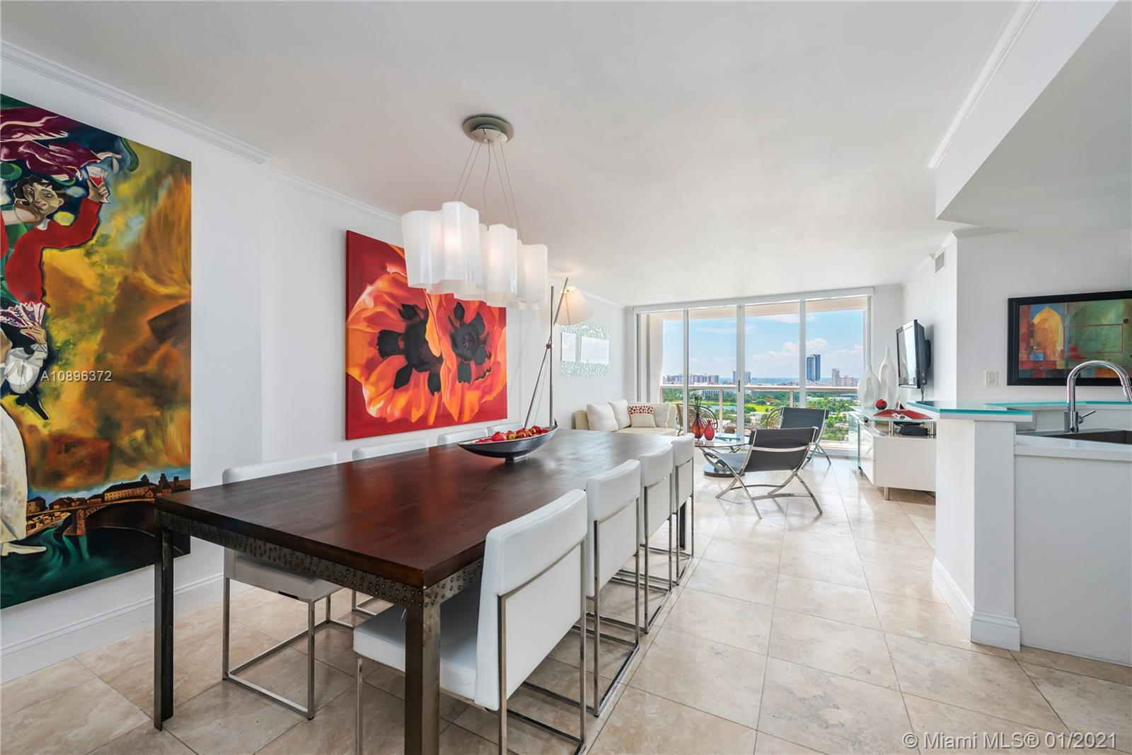 1900  Sunset Harbour Dr #1907 For Sale A10896372, FL