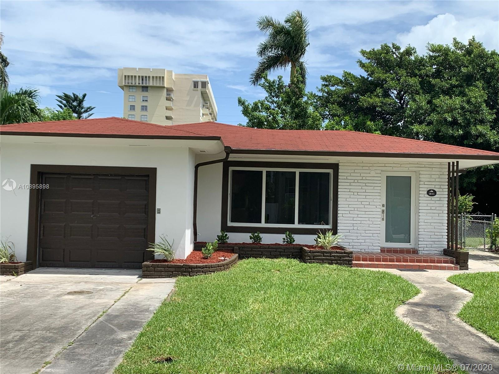 1611 NE 110th St  For Sale A10895898, FL