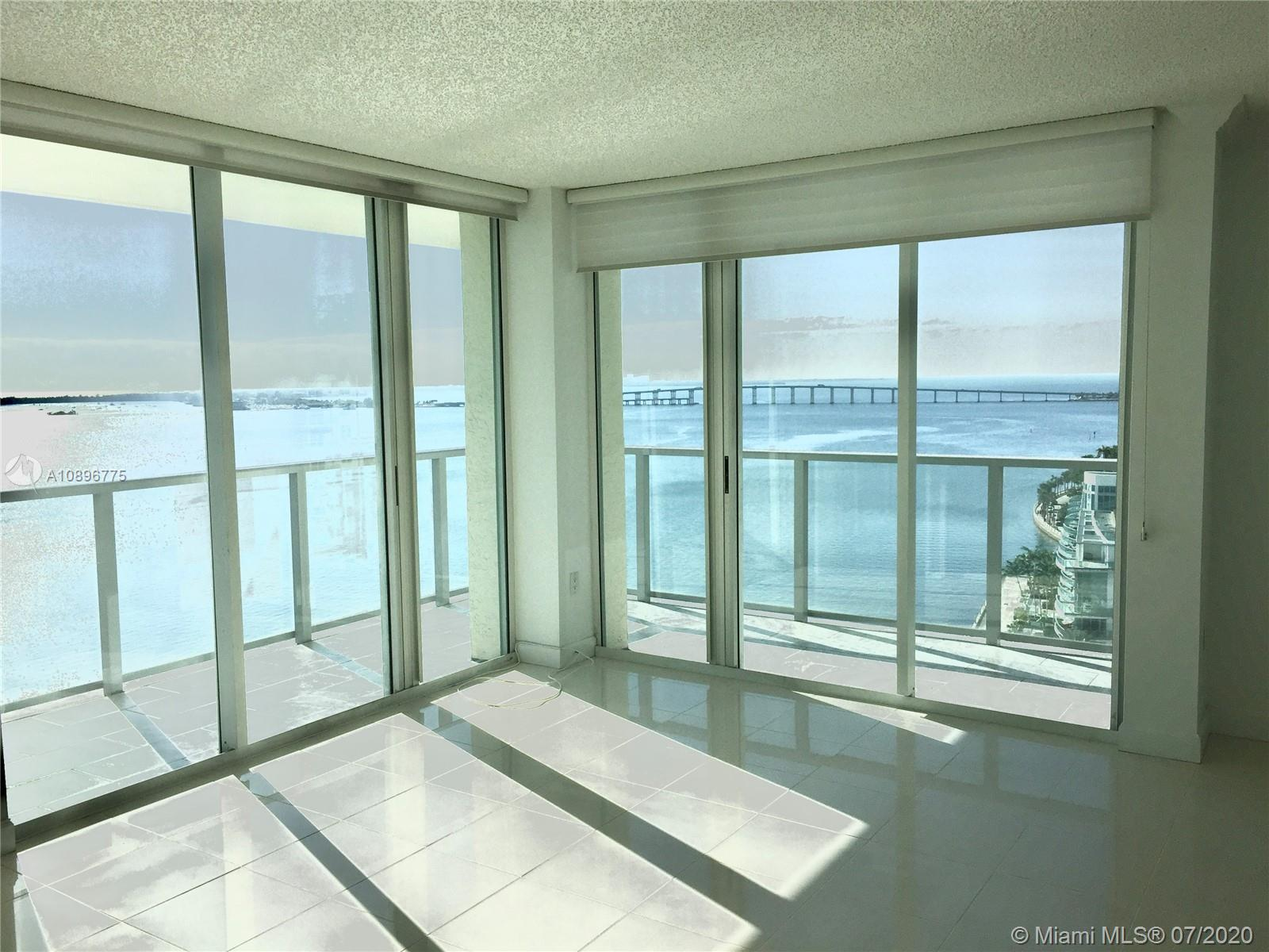 The Mark on Brickell is a 36-story condo building The building resides next to beautiful Biscayne Bay and is conveniently located in the heart of the Financial District of Miami. The residences feature spacious balconies that provide breathtaking views of Biscayne Bay and Key Biscayne. 