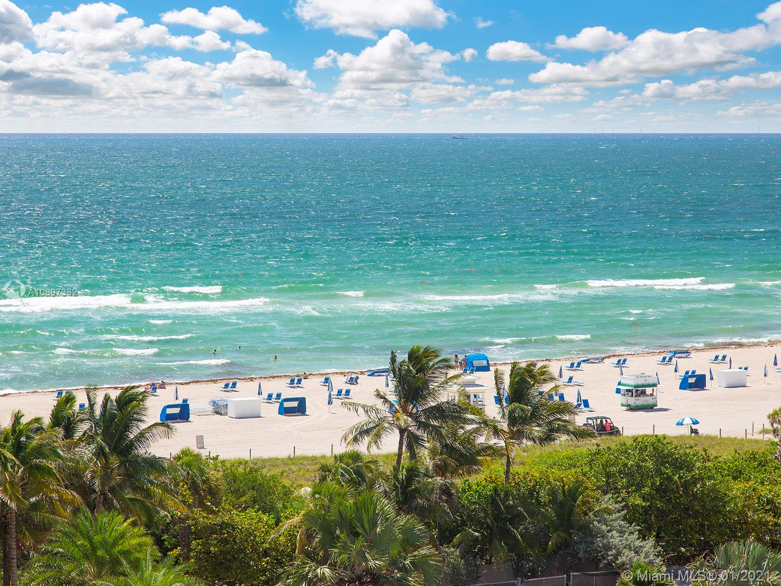 2201  Collins Ave #804 For Sale A10897332, FL