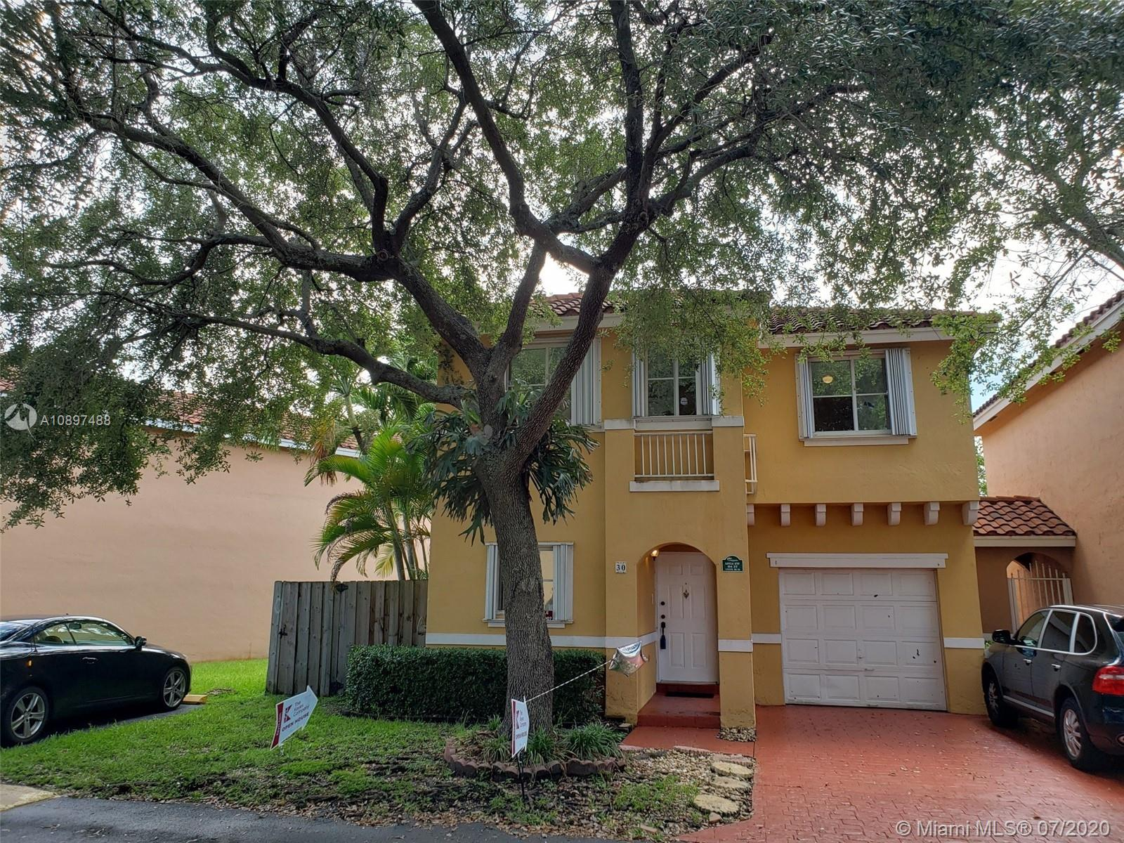 14924 SW 104th St #30 For Sale A10897488, FL