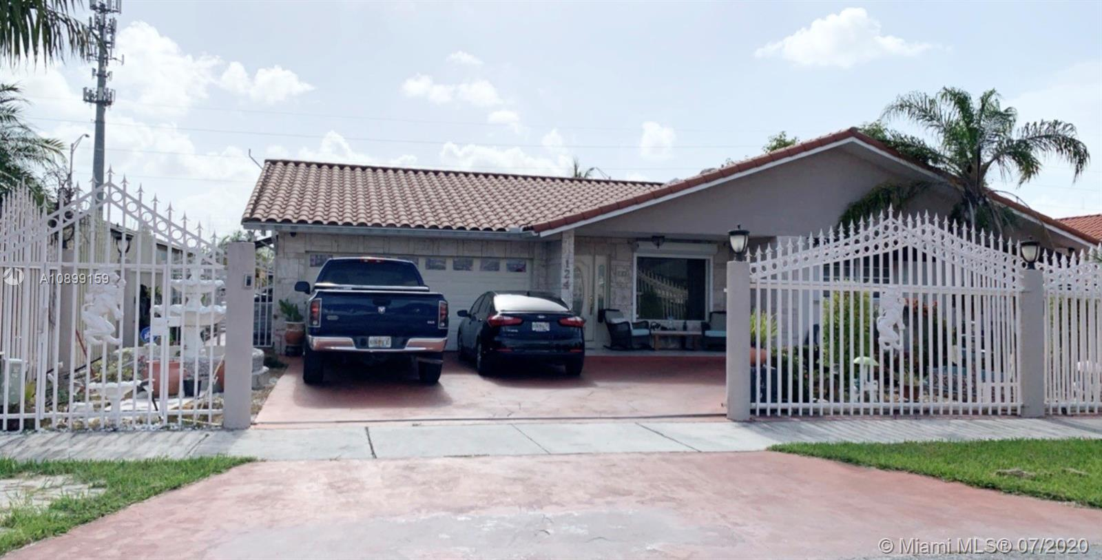 124 NW 136 PL  For Sale A10899159, FL