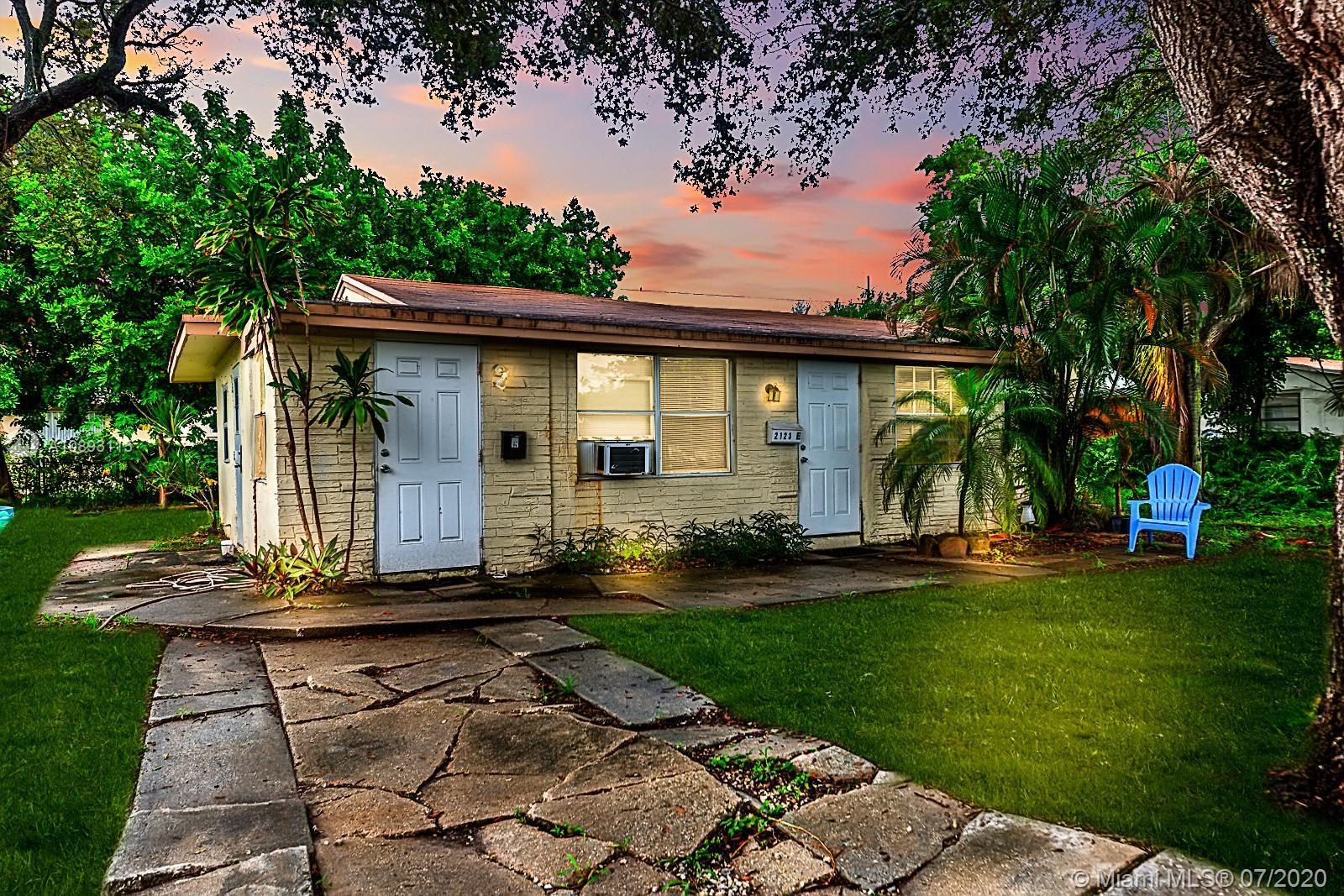 2123  Monroe Terrace  For Sale A10893115, FL