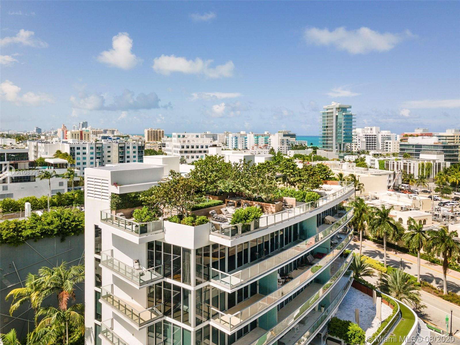801 S Pointe Dr #603 For Sale A10899945, FL