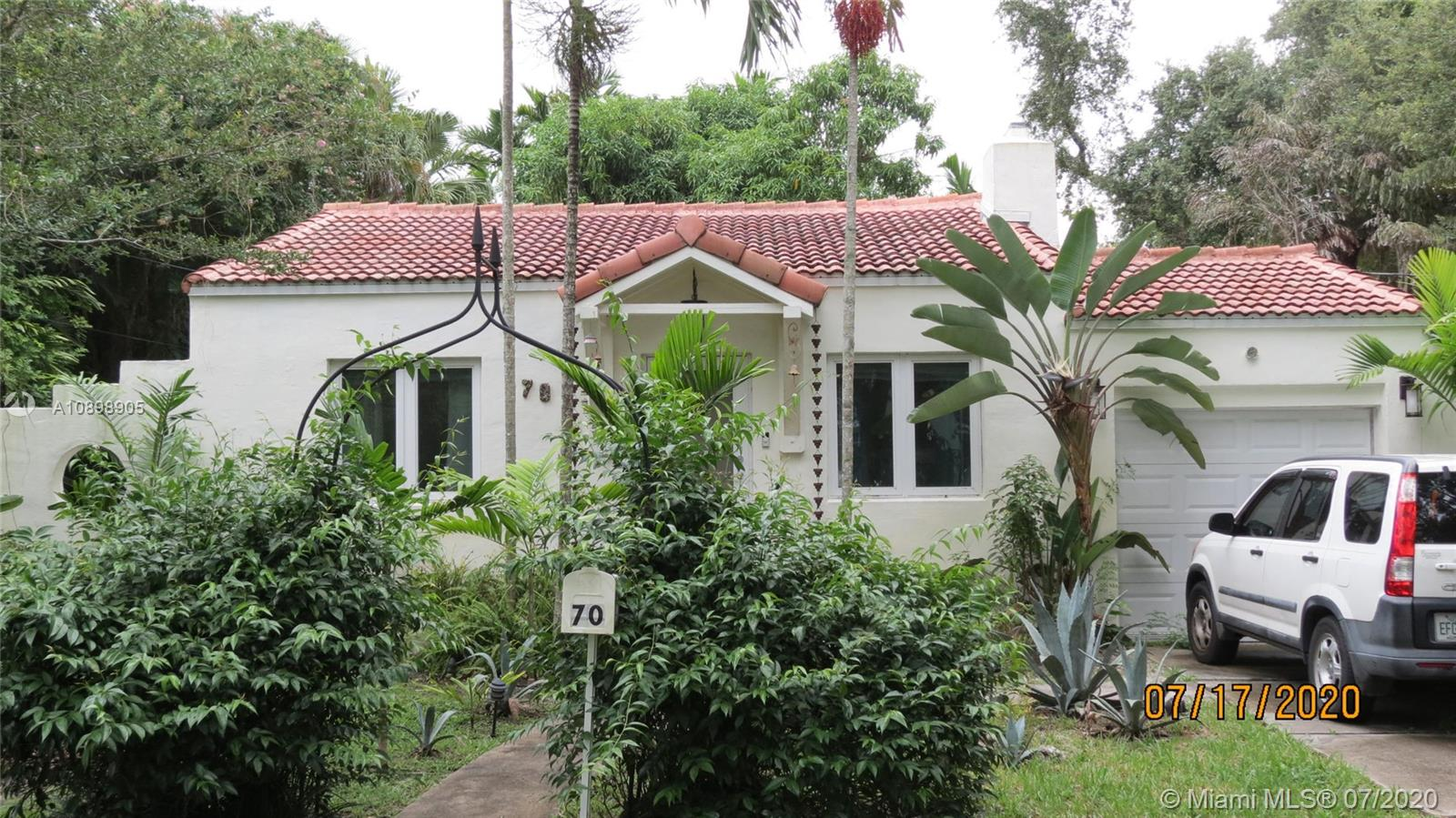 70 NW 101st St  For Sale A10898905, FL