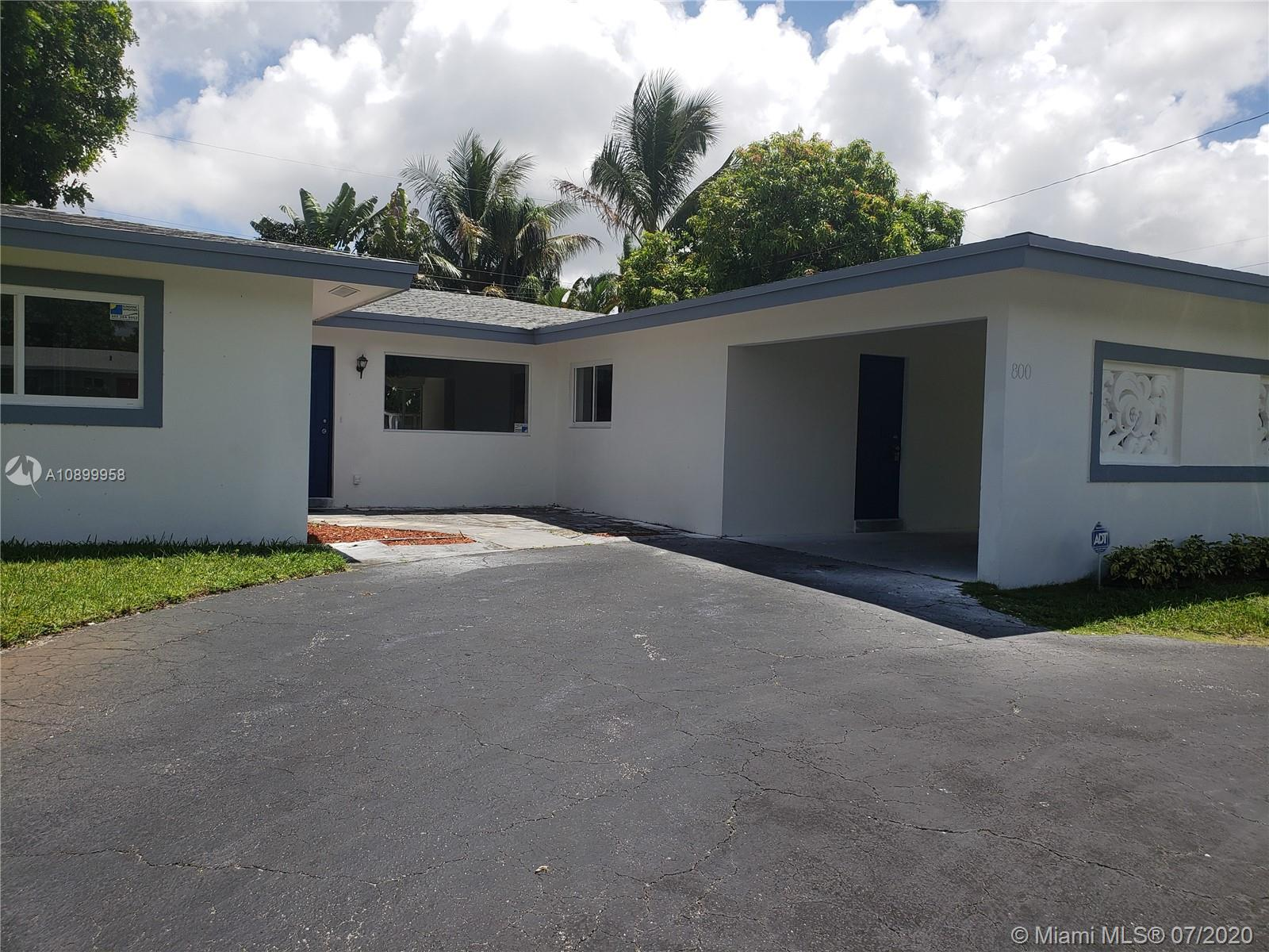 800 NW 29th Ct  For Sale A10899958, FL