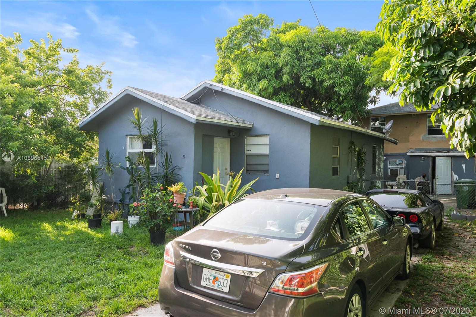 21 NE 53rd St  For Sale A10896545, FL