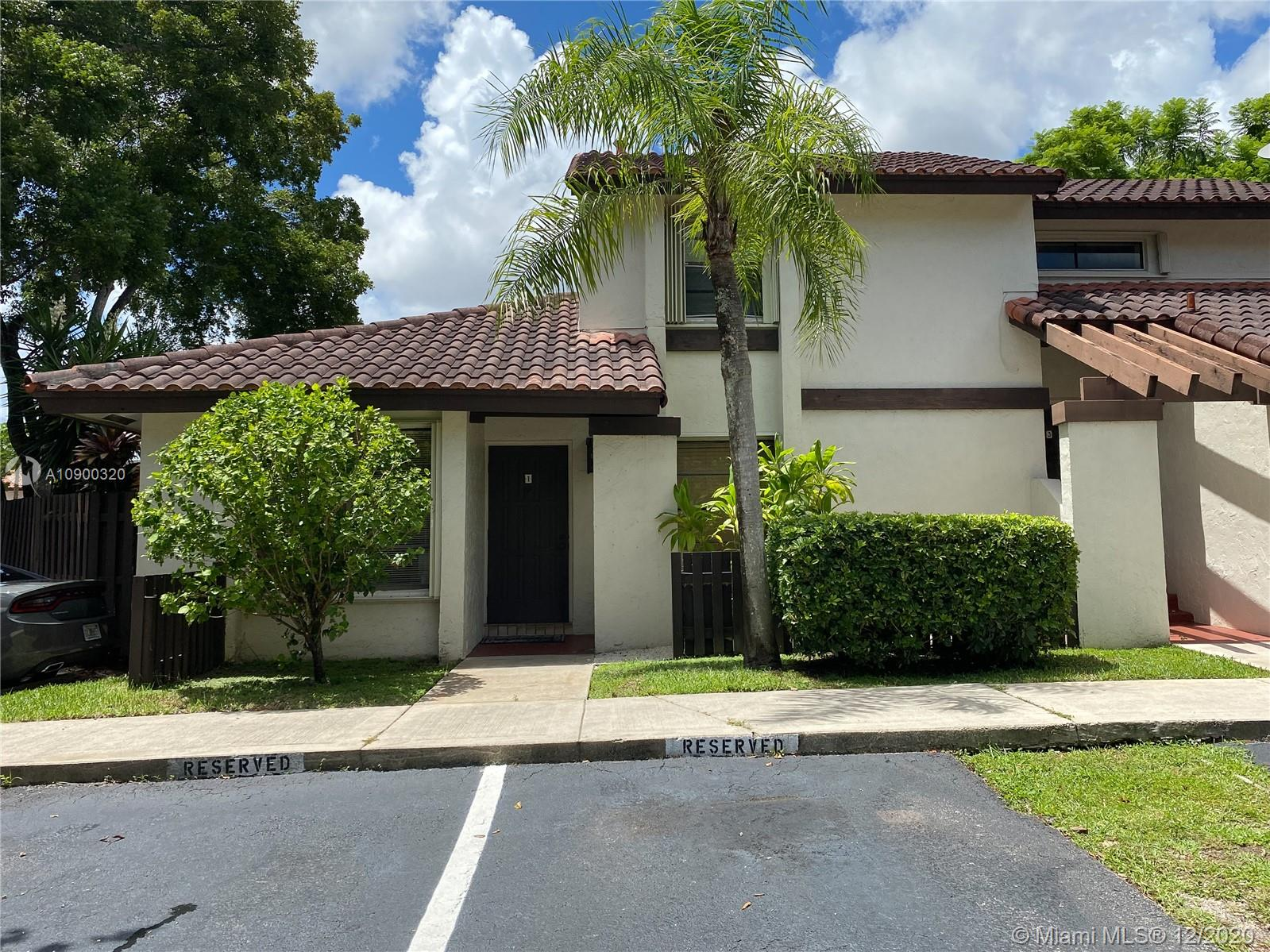 11345 SW 133rd Ct #61-1 For Sale A10900320, FL