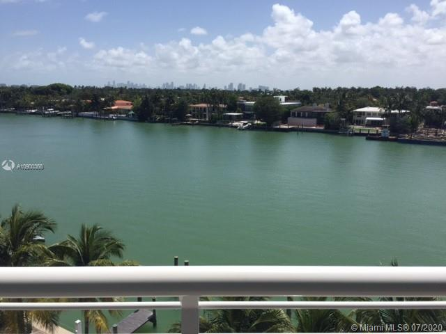 2BR/2BA + DEN DIRECTLY OVER THE WATER WITH UNOBSTRUCTED INTRA COASTAL, DOWNTOWN SKYLINE, AND BAY VIEWS, LARGE BALCONY, POOL, WHIRLPOOL, GYM, SAUNA, CONCIERGE, AND IS JUST STEPS TO THE BEACH, BETWEEN SOUTH BEACH AND BAL HARBOUR. EXCELLENT PRICE FOR PREMIER VIEW UNIT. UNIT OCCUPIED, 24 HR NOTICE FOR SHOWINGS.