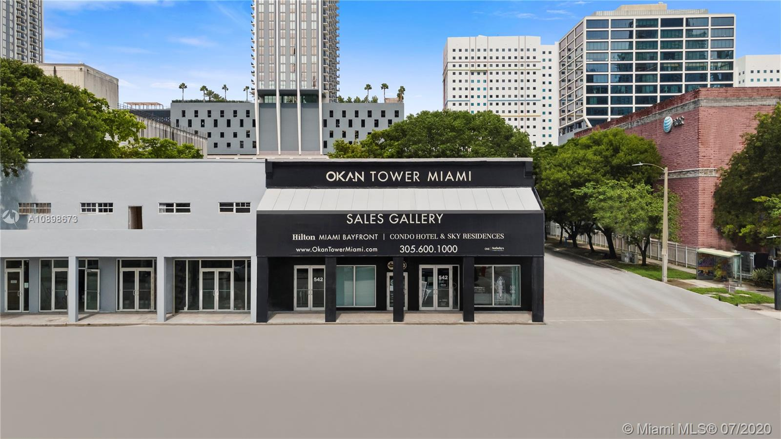 542 N Miami Ave  For Sale A10898673, FL