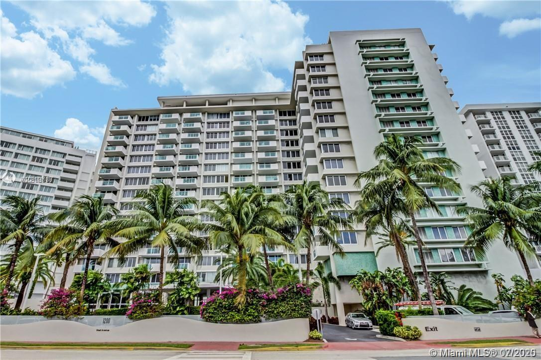 1200  West Ave #731 For Sale A10900718, FL