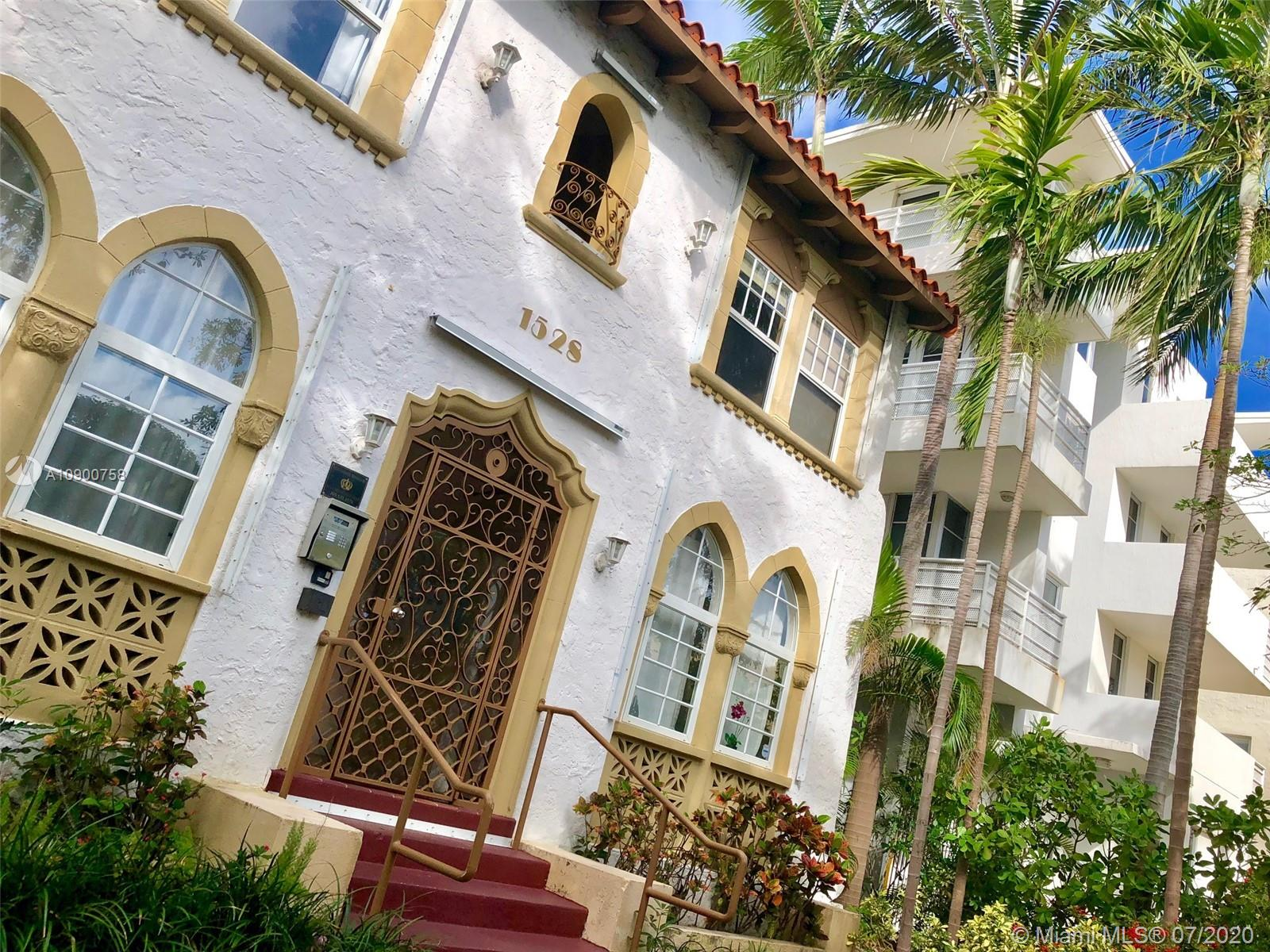 1528  Drexel Ave #2B For Sale A10900758, FL