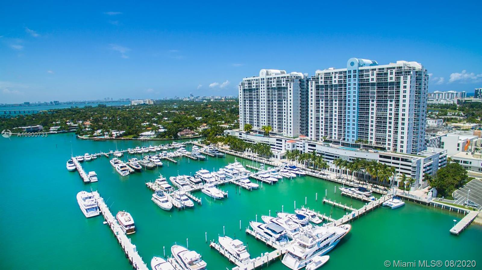 1900  Sunset Harbour Dr #1715 For Sale A10900733, FL