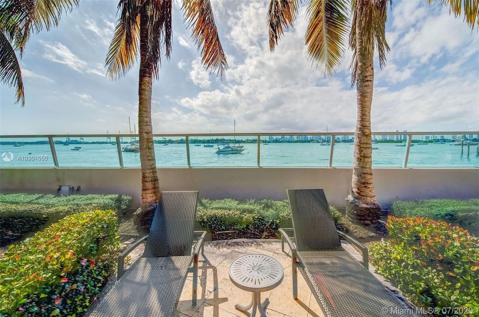 1500  Bay Rd #M-1707 For Sale A10901050, FL
