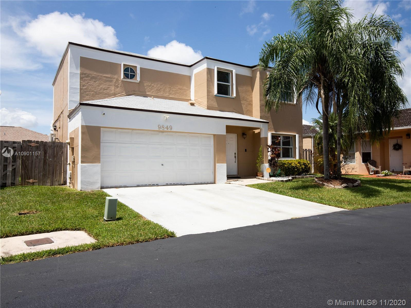9849 SW 222nd Ter  For Sale A10901157, FL
