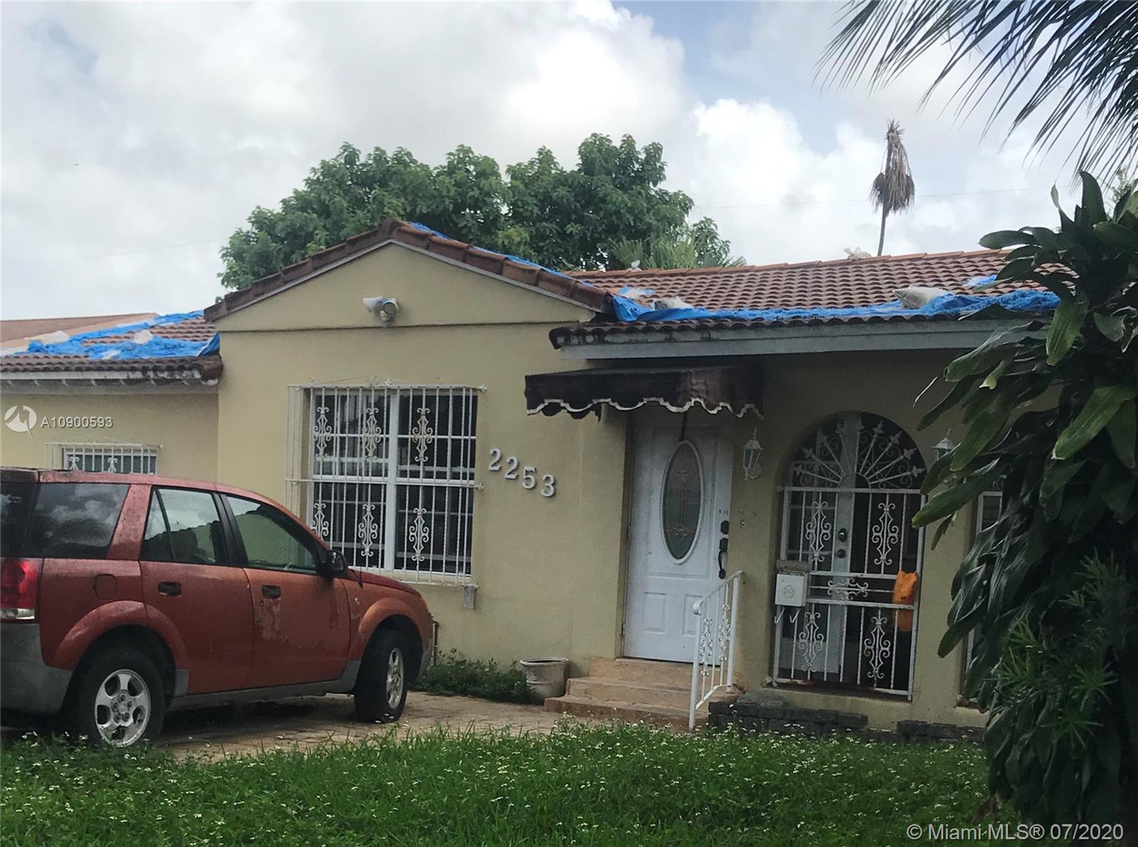 2253 SW 25th St  For Sale A10900593, FL