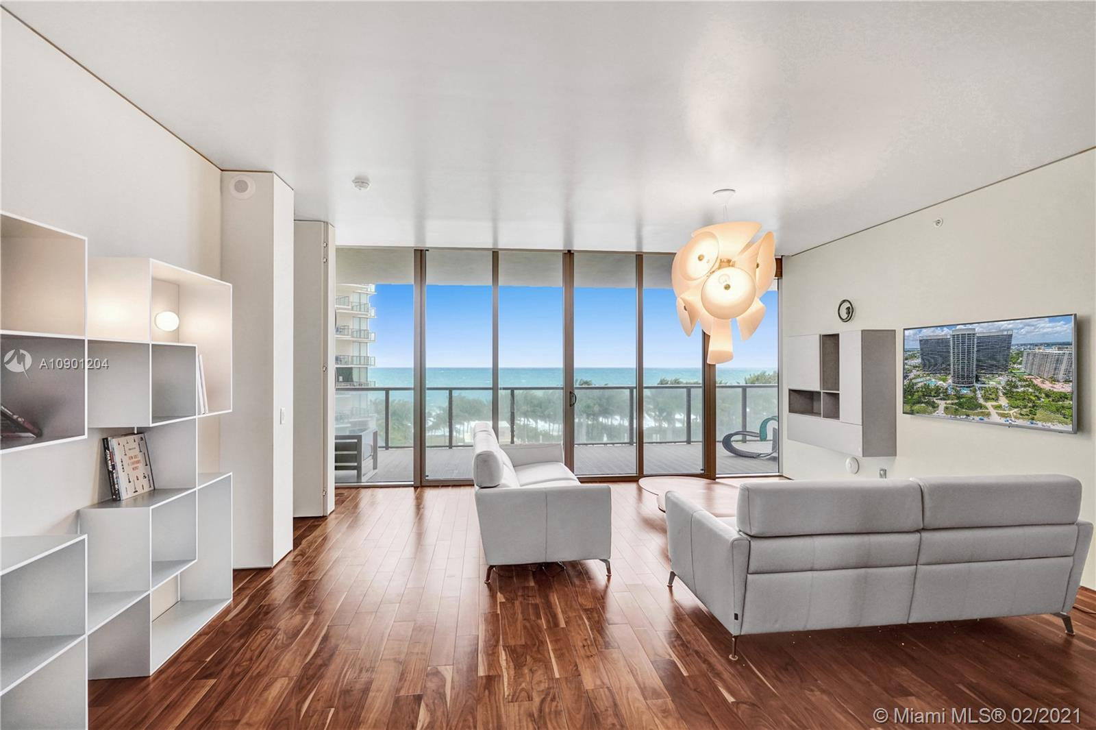 9701  COLLINS AVE #603S For Sale A10901204, FL