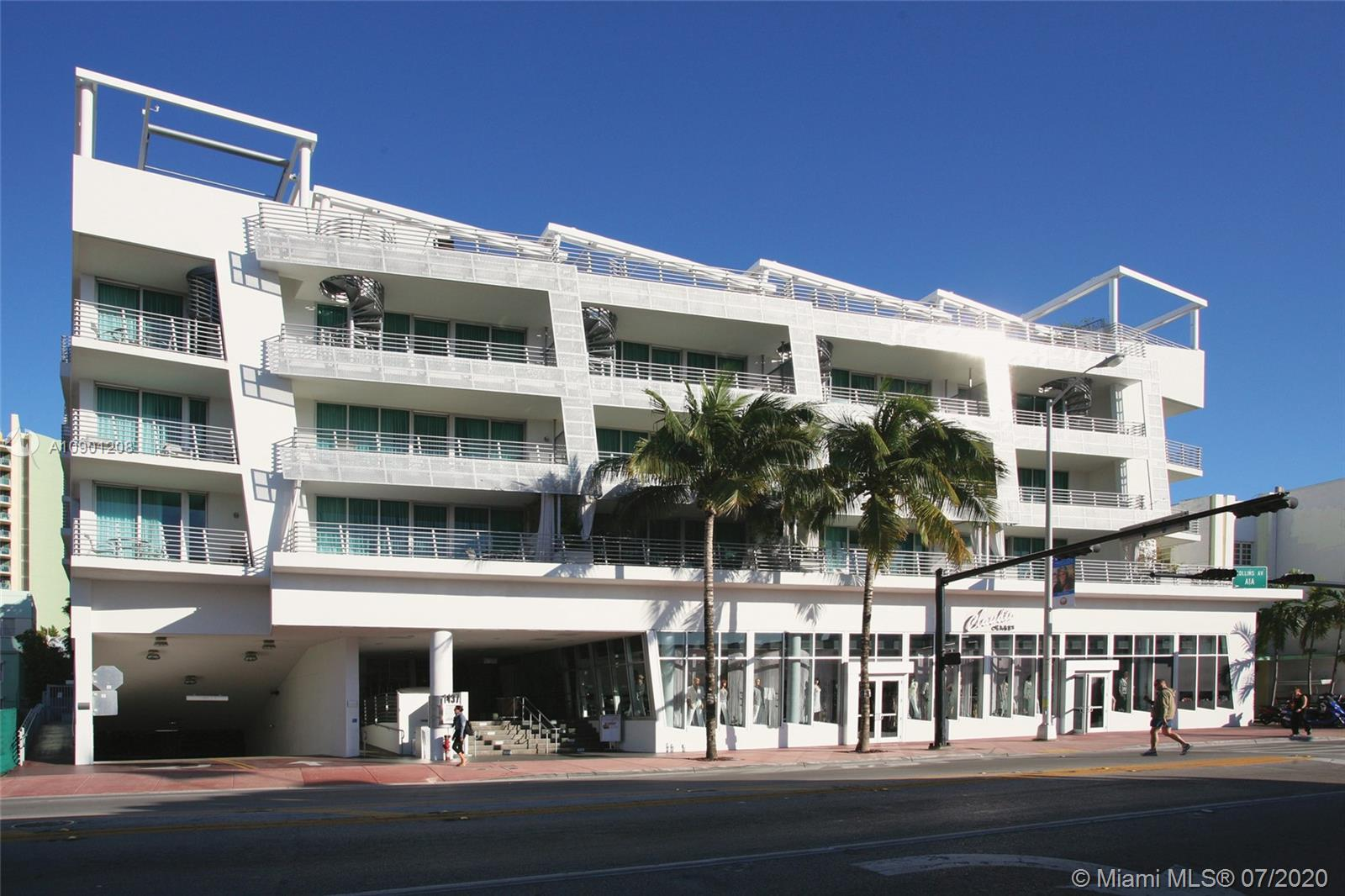 1437  Collins Ave #PH12 For Sale A10901208, FL