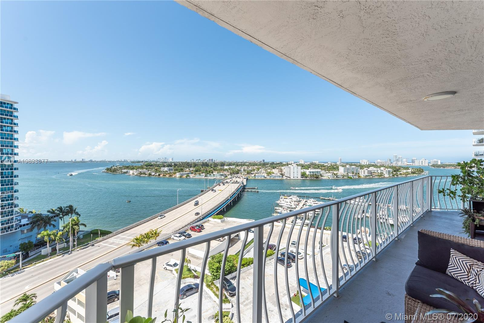 7601 E Treasure Dr #1512 For Sale A10898877, FL