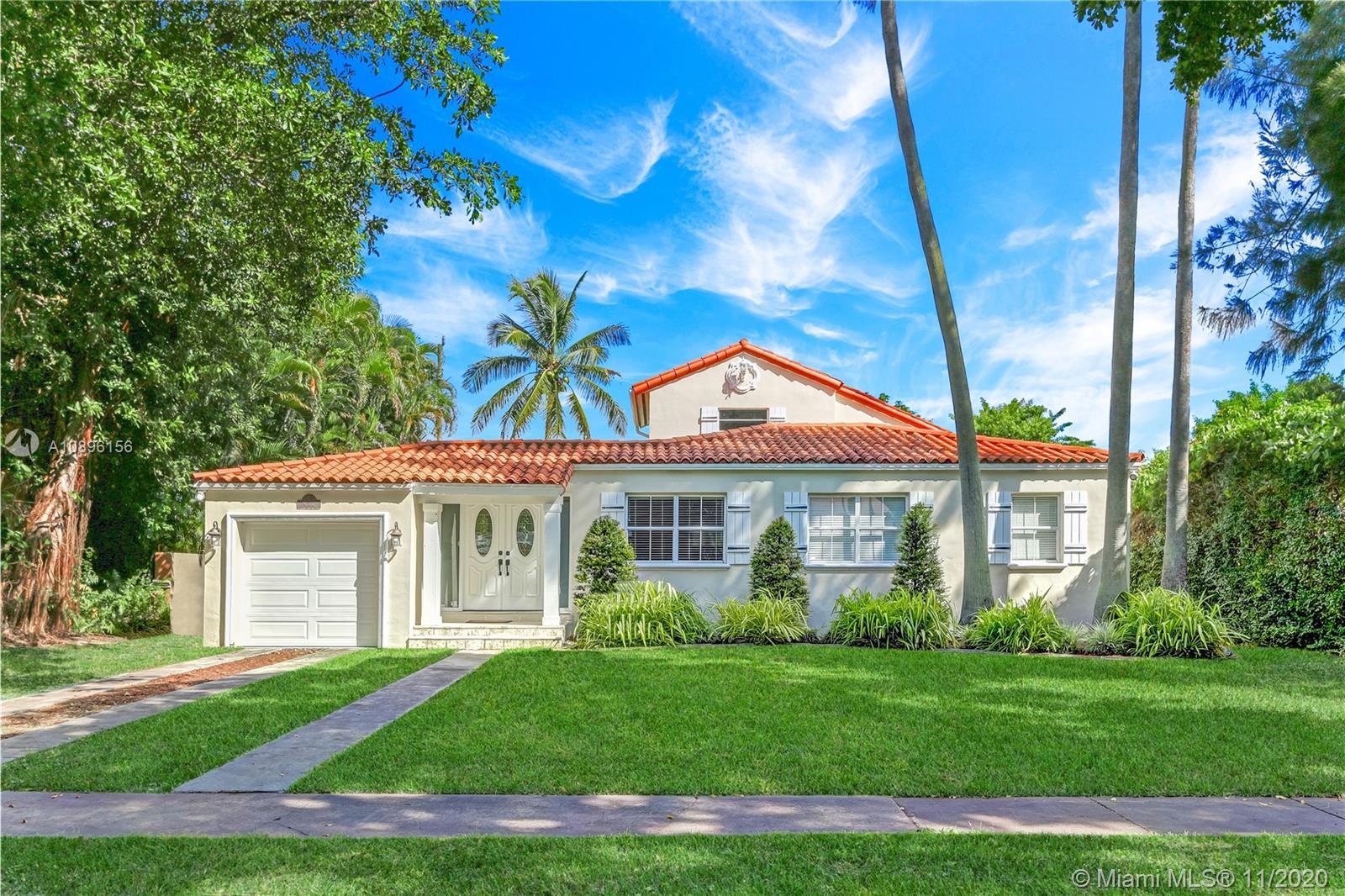 431  Vilabella Ave  For Sale A10896156, FL