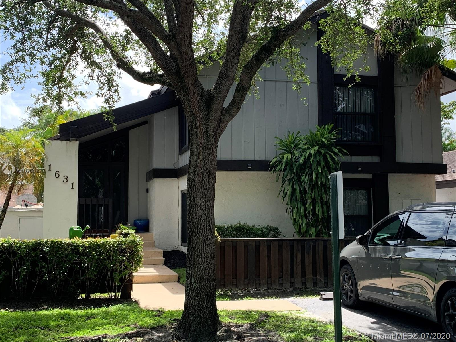Remodeled 3 beds/2.5 baths 2-Story Single Family Home in Arbor Green at Pembroke Lakes. Vaulted Ceiling, New Impact Windows and Sliding doors. Open space on main floor with tons of light. New flooring throughout the home, New A/C unit. Nice size fenced back yard make this great for entertaining.  Large family room plus spacious living room and bedroom sizes for comfortable living. Loft/Office area at the top of the stairs.