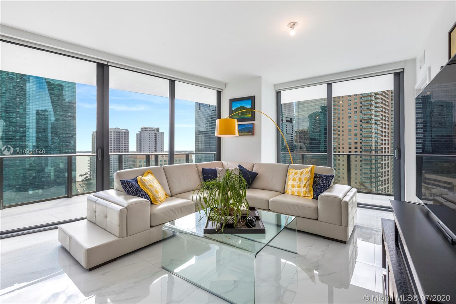 1300 S Miami Ave #1705 For Sale A10900546, FL