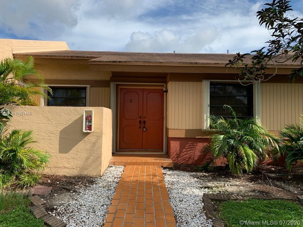 9680 SW 152nd Ave #2 For Sale A10901468, FL