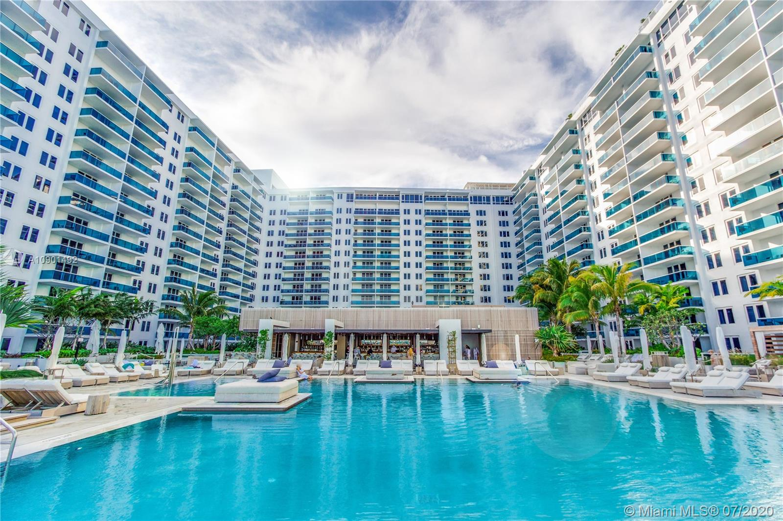2301  Collins Ave #322 For Sale A10901492, FL