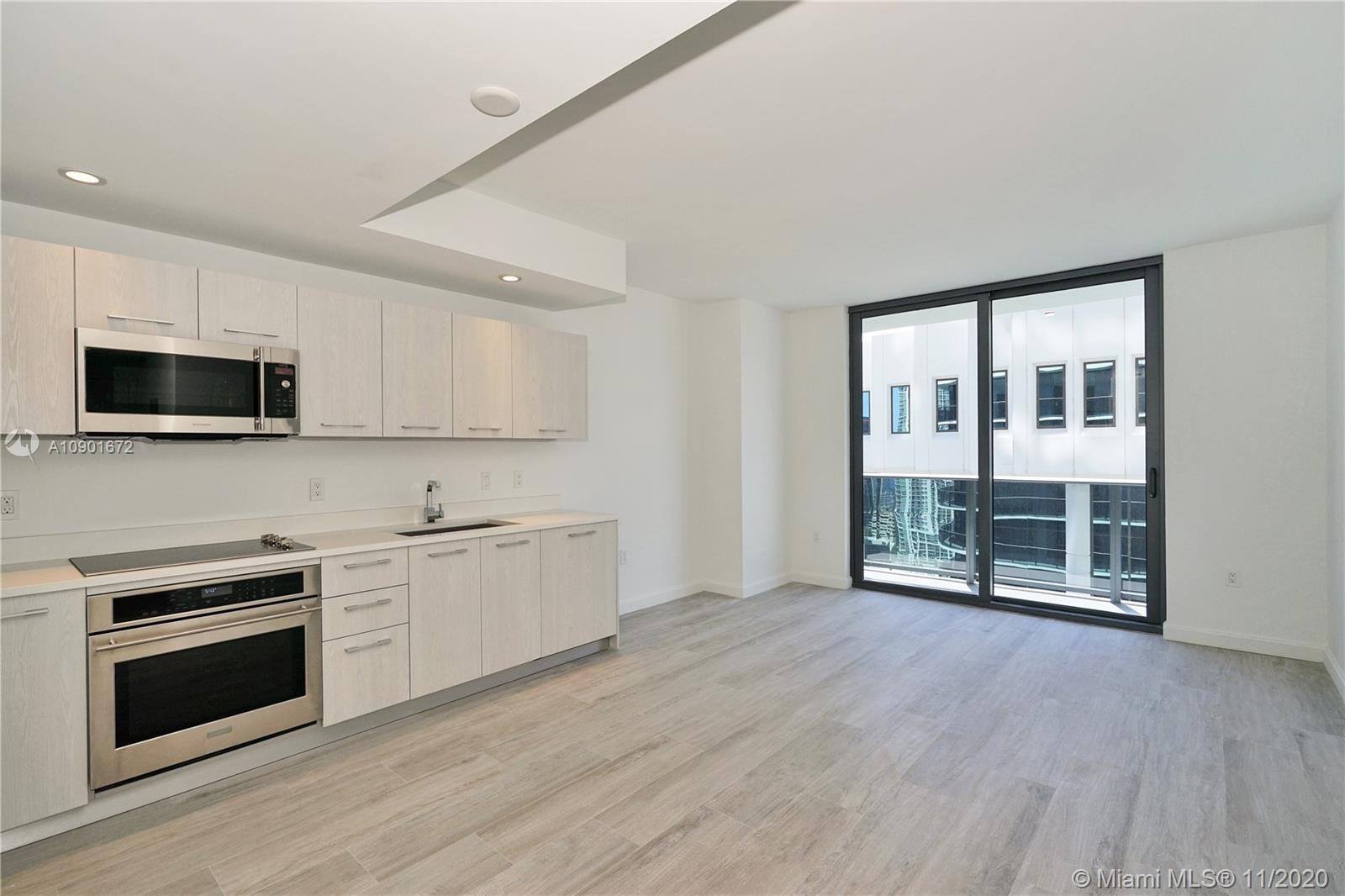 55 SW 9th ST #2707 For Sale A10901672, FL