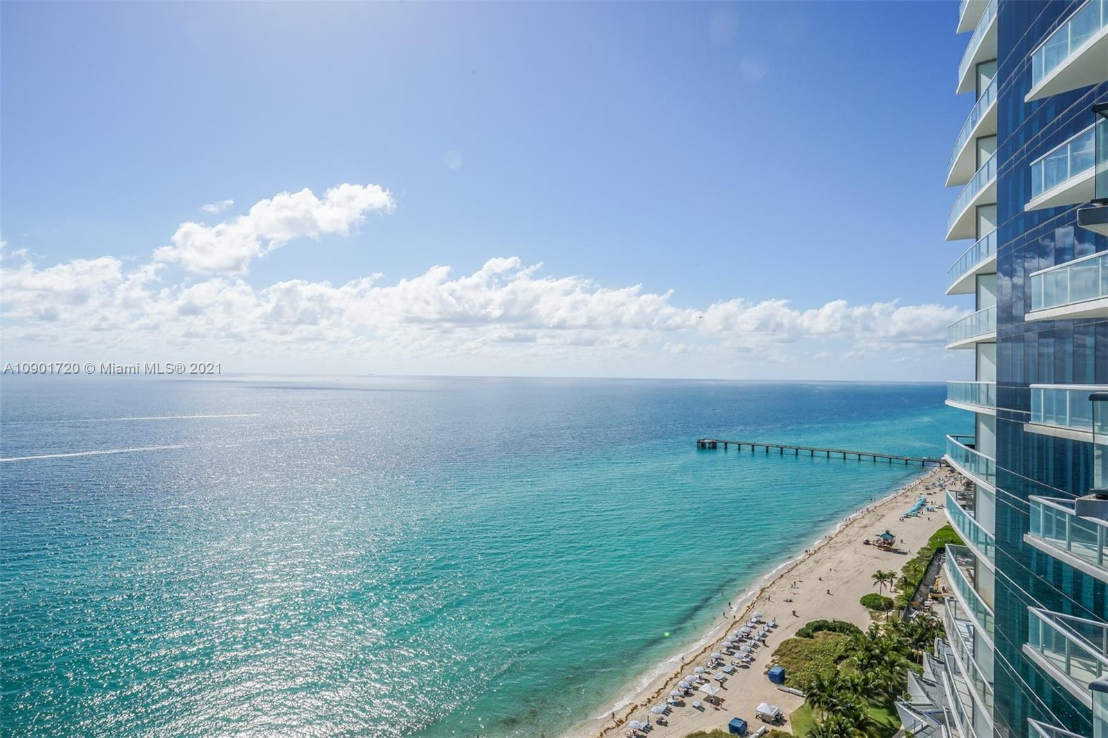 17121  Collins Ave #2206 For Sale A10901720, FL