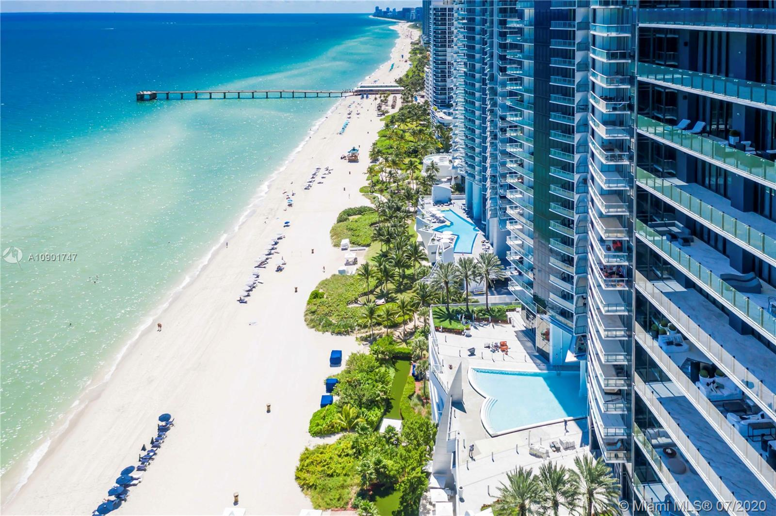 17121  Collins Ave #3401 For Sale A10901747, FL