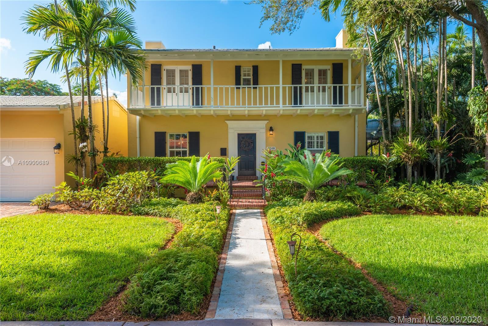 1019  Malaga Ave  For Sale A10900689, FL