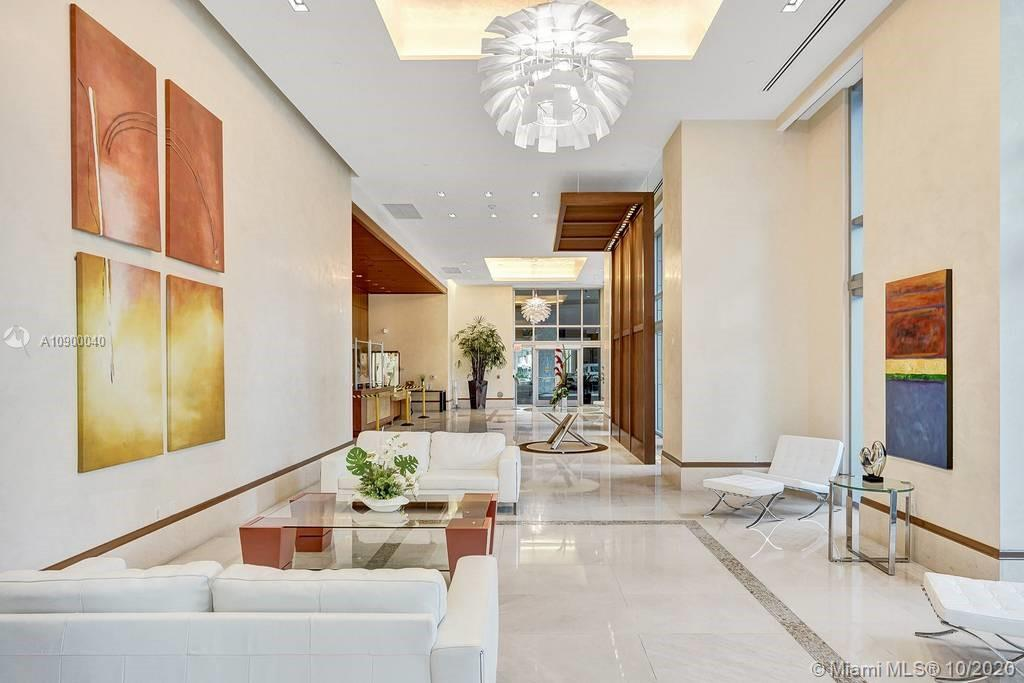 Excellent Location in the Heart of Brickell...  Great Ammenities, walking Distance to Shops , Restaurants, metro Mover and more... This is a 2/2 Fully Furnished Unit in a very well kept Building.... Very easy to get financing. Unit is rented until June 30, 2021.