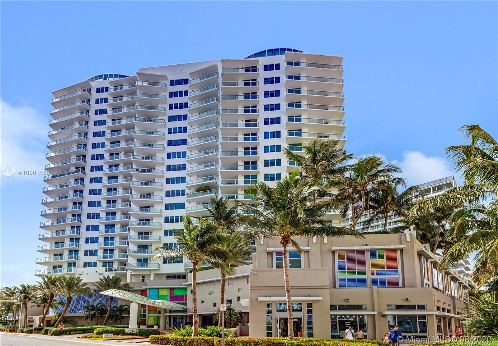 3801  Collins Ave #905 For Sale A10901459, FL