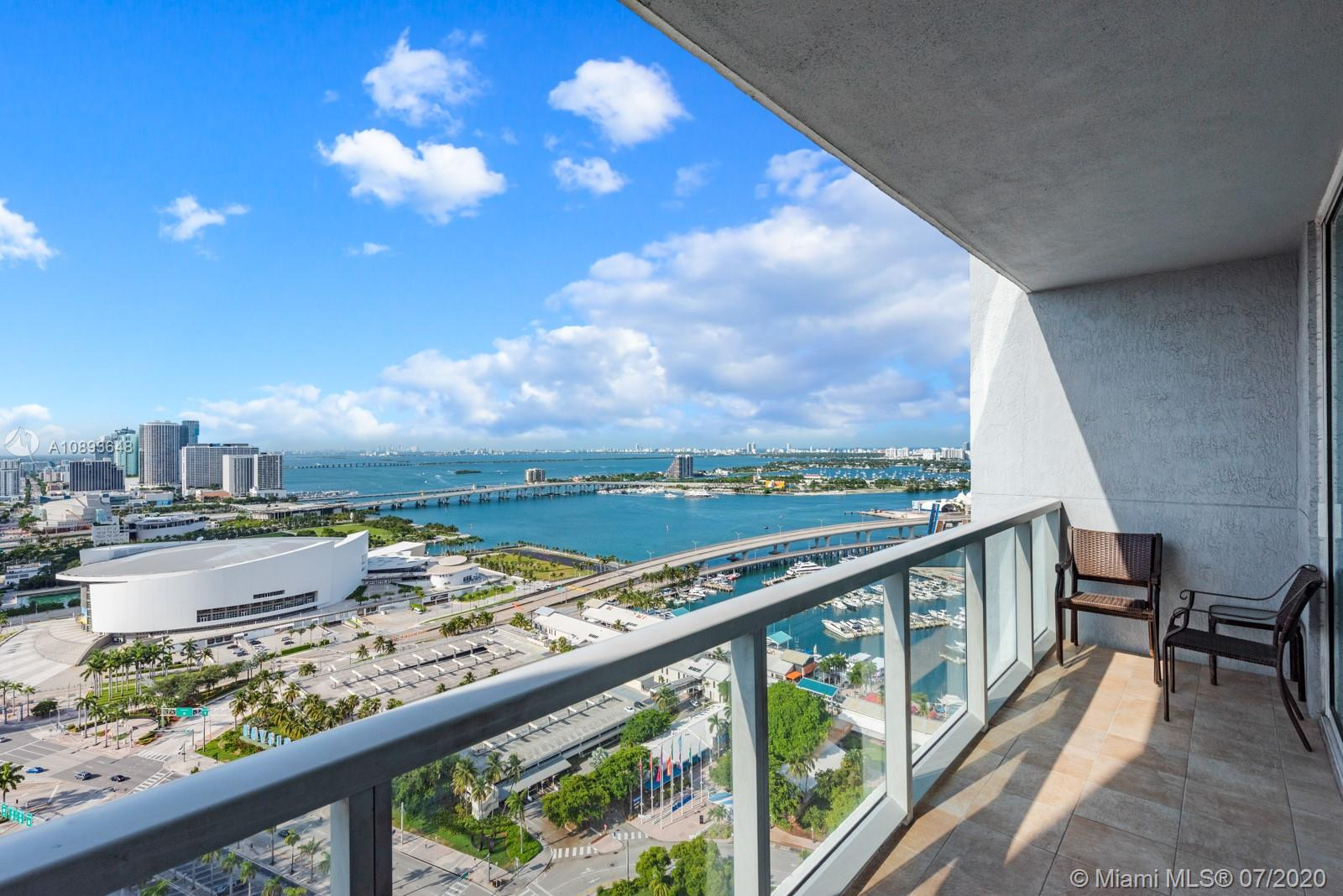 244  Biscayne Blvd #3406 For Sale A10893648, FL