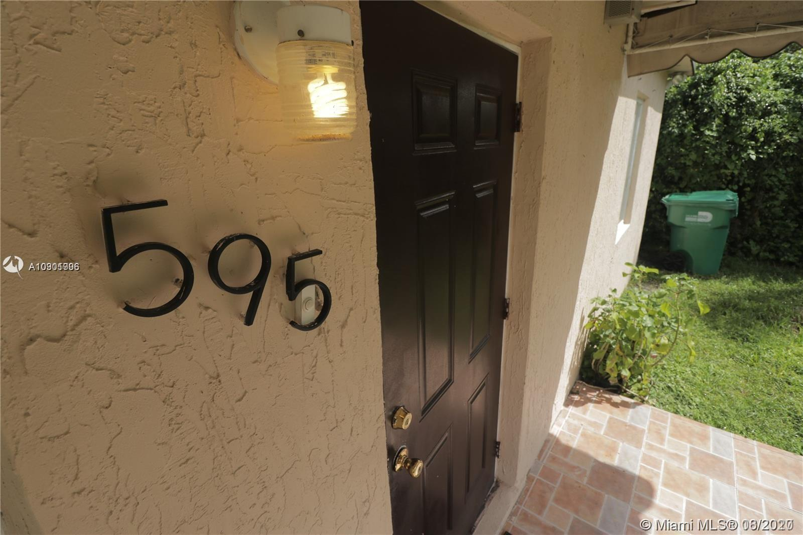 595 NW 101st St  For Sale A10901996, FL