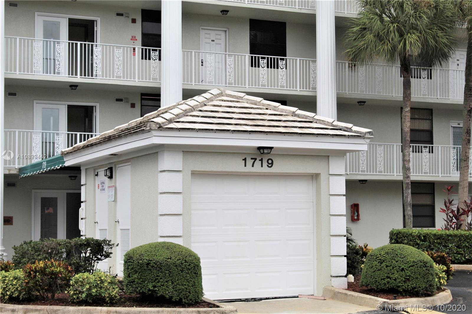 1719  Whitehall Dr #401 For Sale A10899442, FL