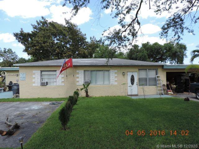6025  Wiley St  For Sale A10902101, FL
