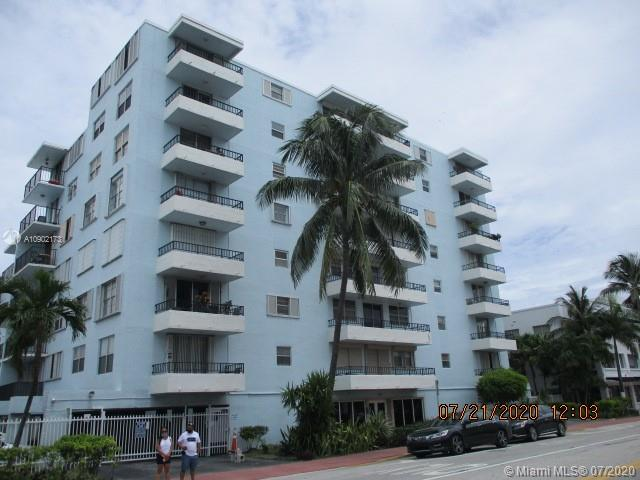 720  Collins Ave #209 For Sale A10902173, FL