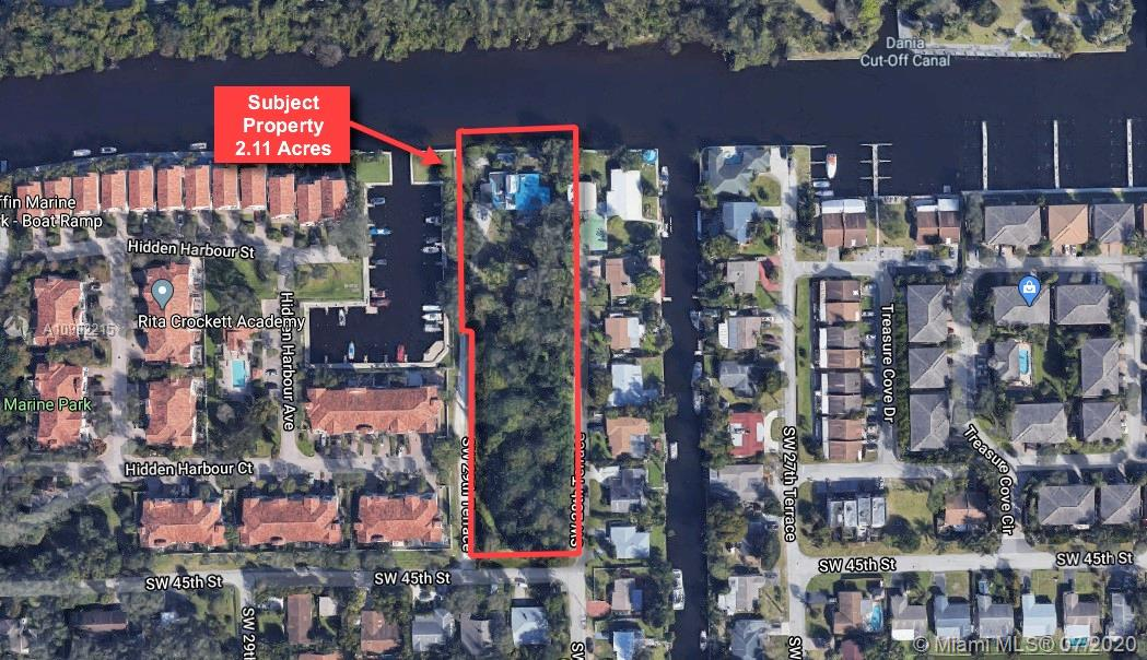 2900 SW 45th St  For Sale A10902215, FL
