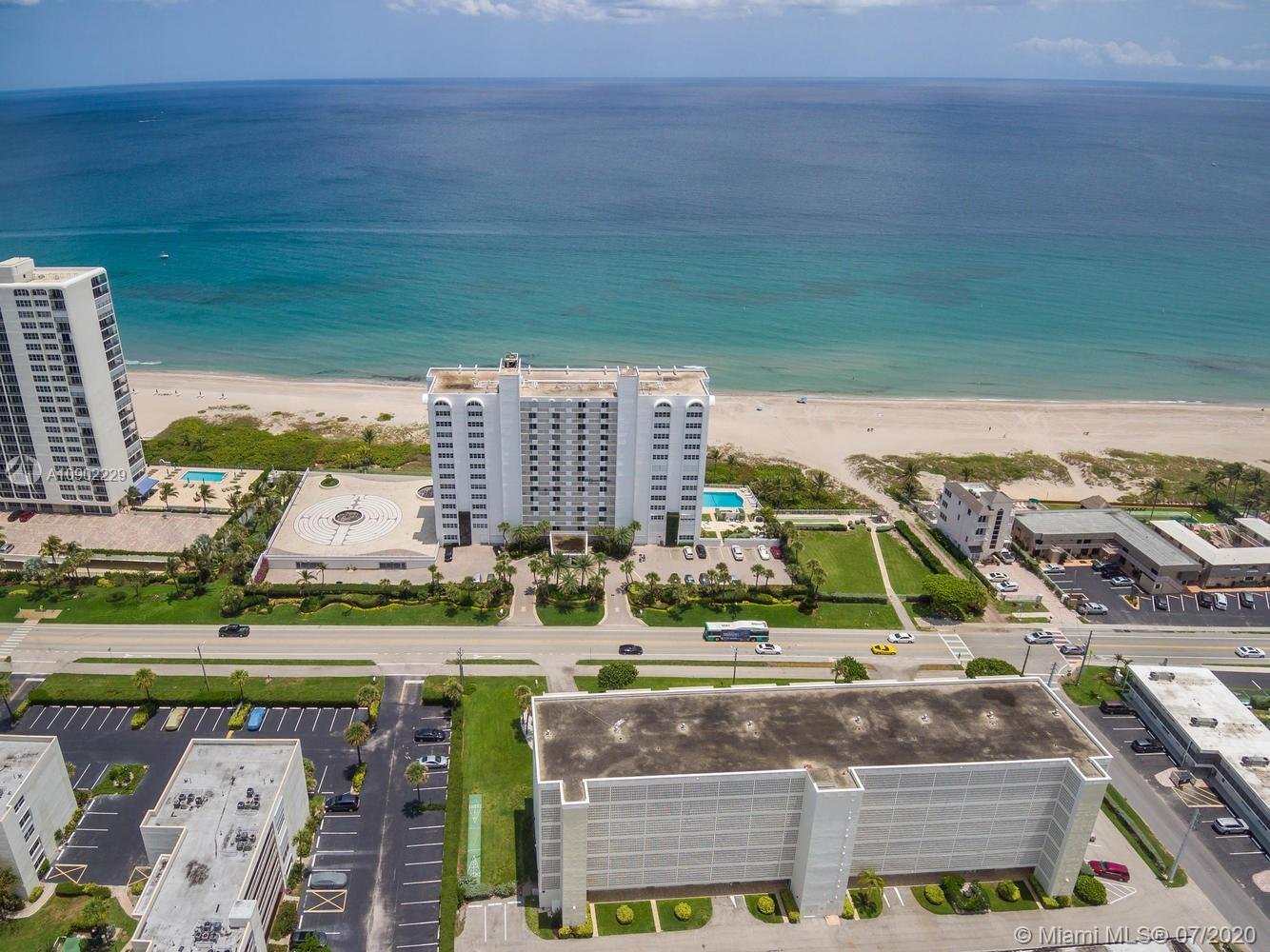 3000 S Ocean Blvd #804 For Sale A10902229, FL