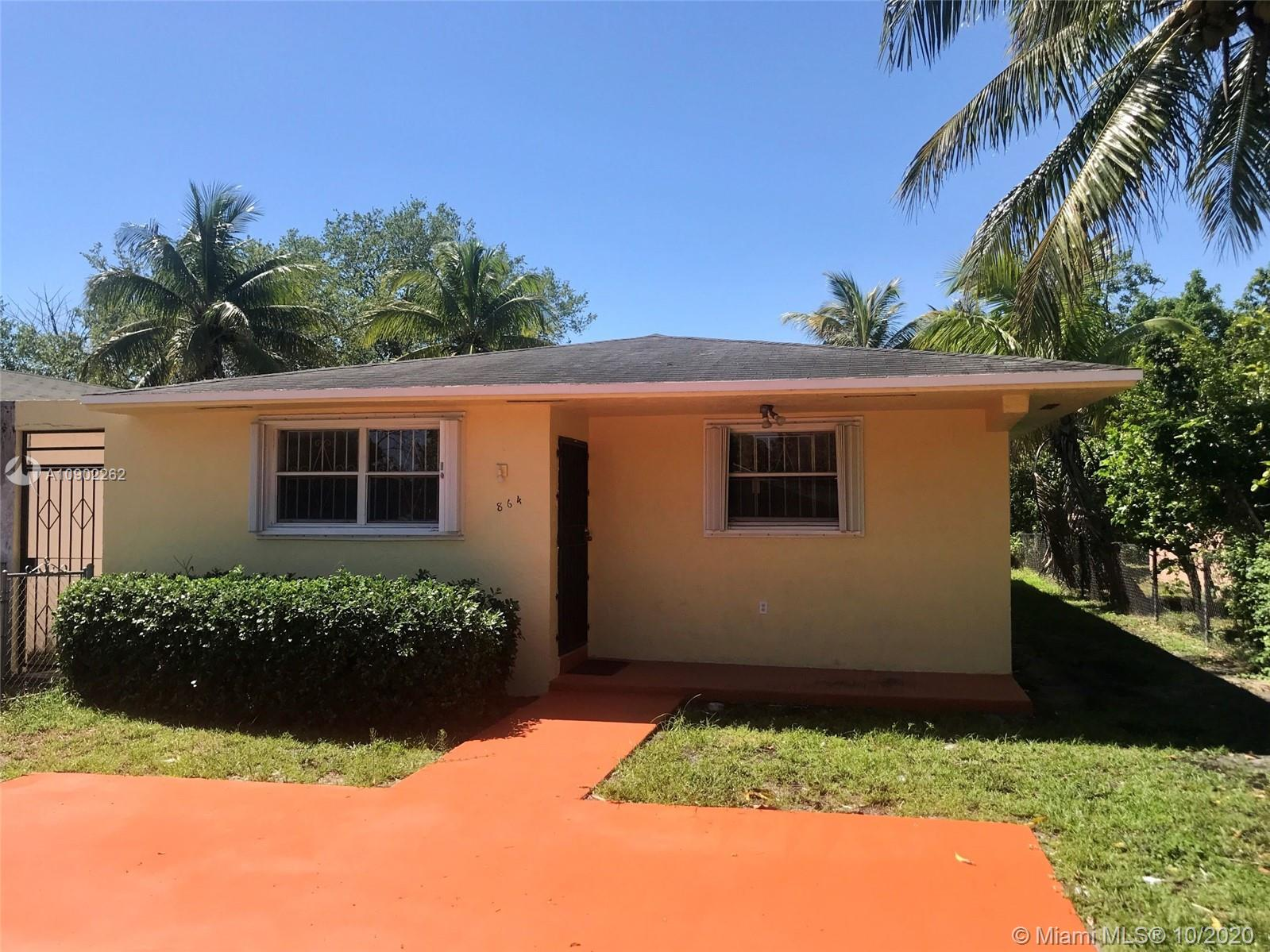 864 NW 107th St  For Sale A10902262, FL