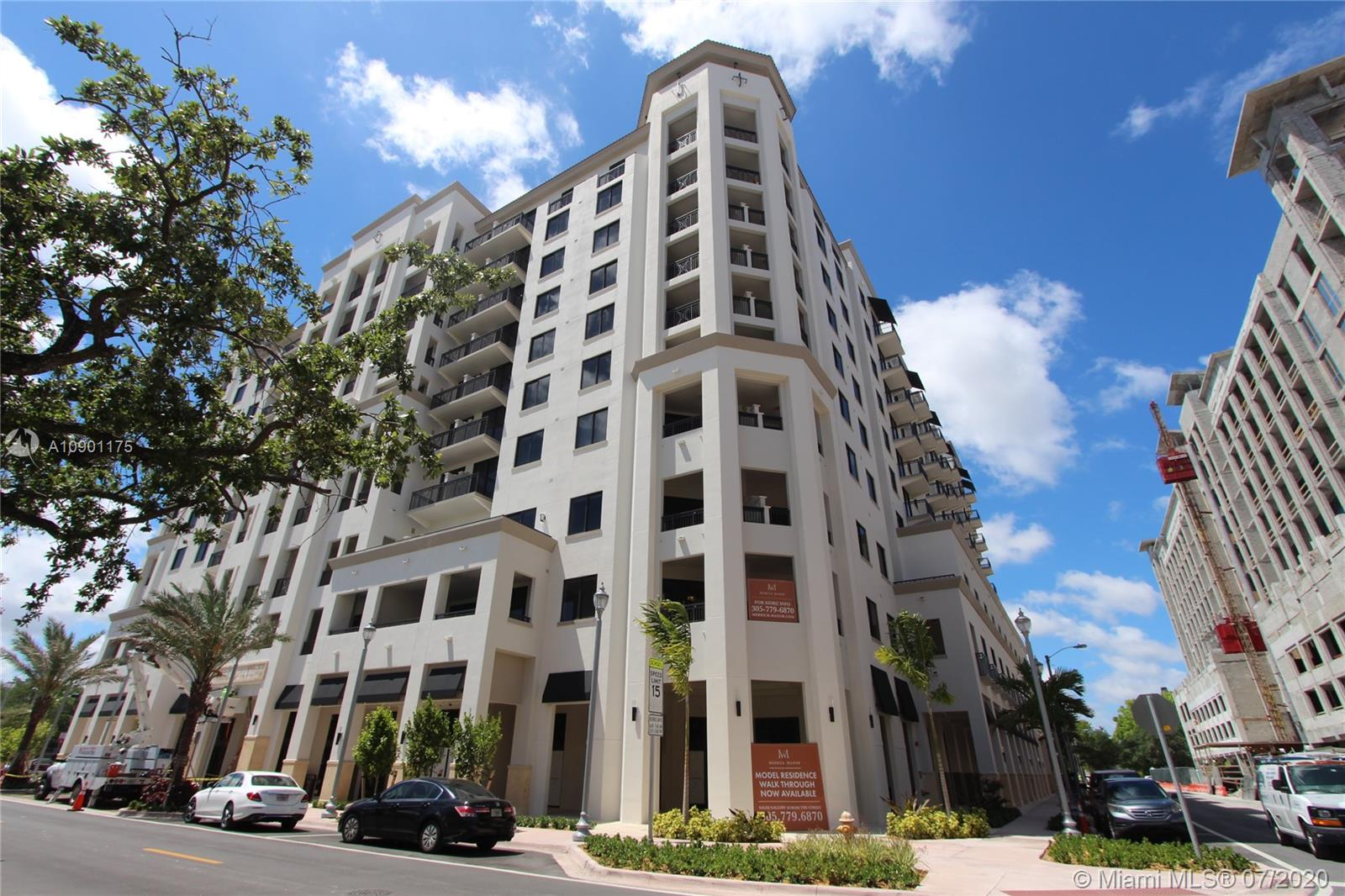 301  Altara Ave #520 For Sale A10901175, FL