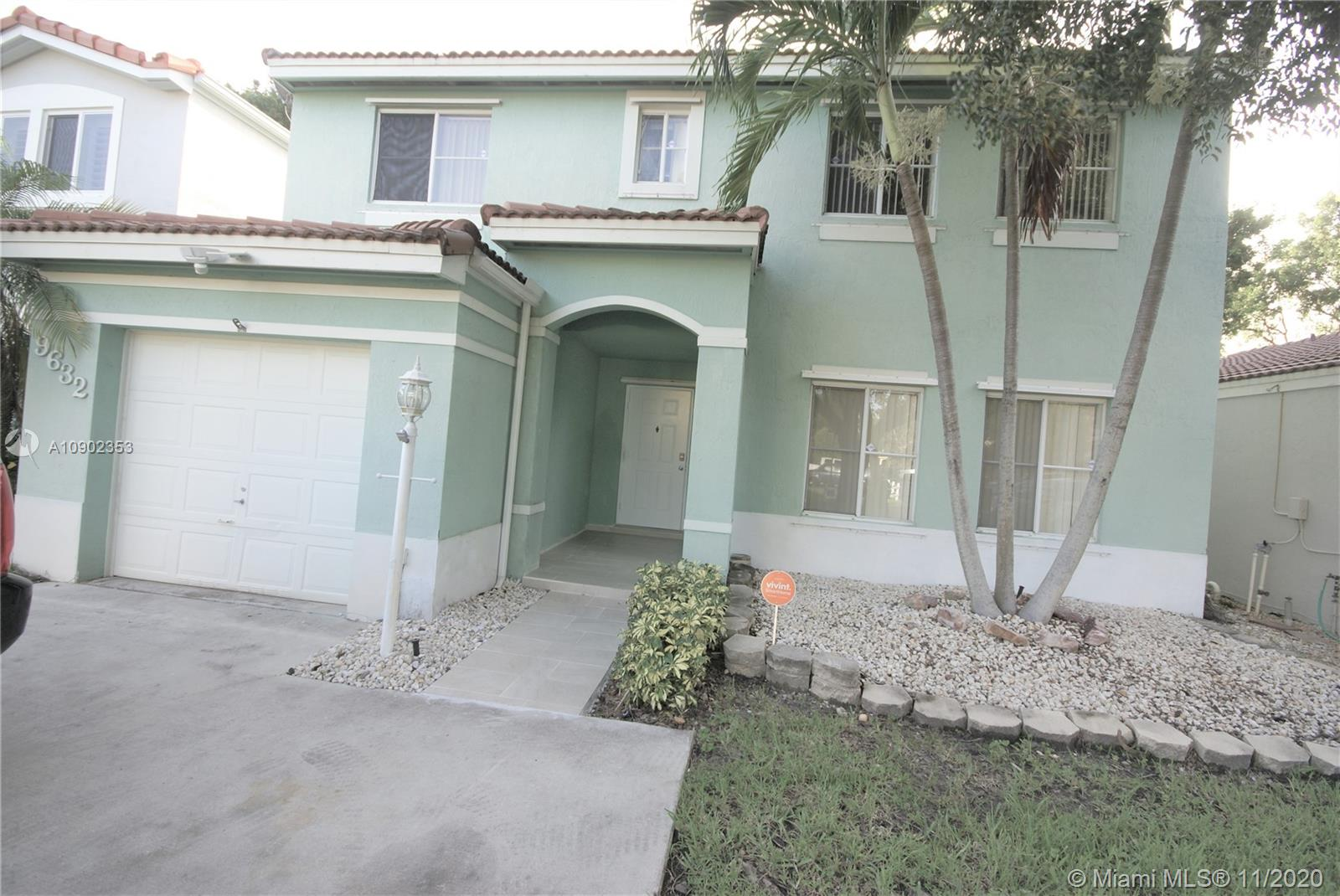 9632 SW 166th Ct  For Sale A10902353, FL